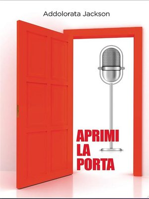 cover image of Aprimi la porta