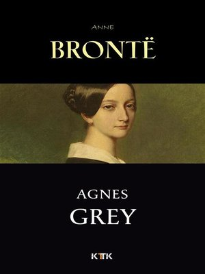cover image of Agnes Grey