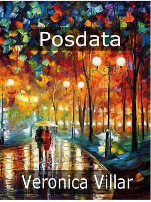 cover image of Posdata