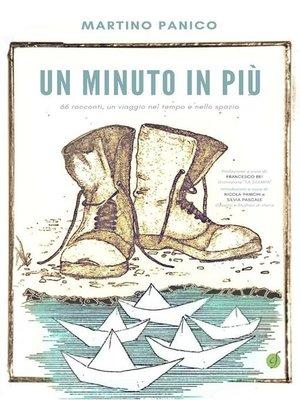 cover image of Un minuto in più