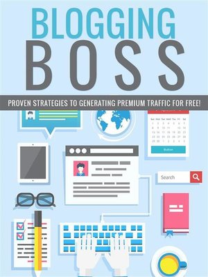cover image of Blogging Boss