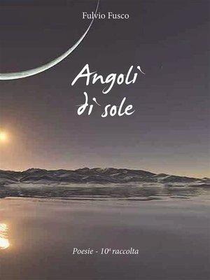 cover image of Angoli di sole