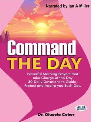 cover image of Command the Day