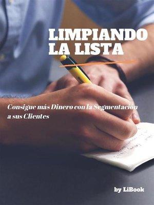 cover image of Limpiando la Lista