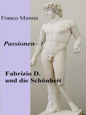 cover image of Fabrizio D. Und Die Schönheit