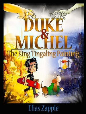 cover image of The King Tingaling Painting
