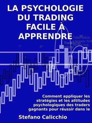 cover image of La psychologie du trading facile à apprendre