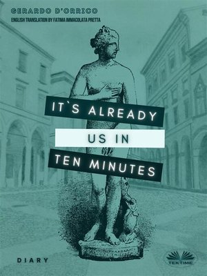 cover image of It's Already Us In Ten Minutes