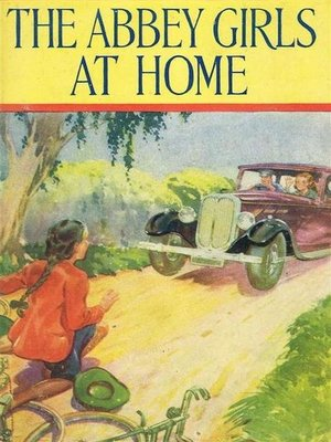cover image of The Abbey Girls at Home
