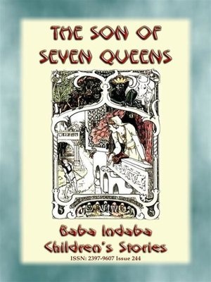cover image of THE SON OF SEVEN QUEENS--An Children's Story from India
