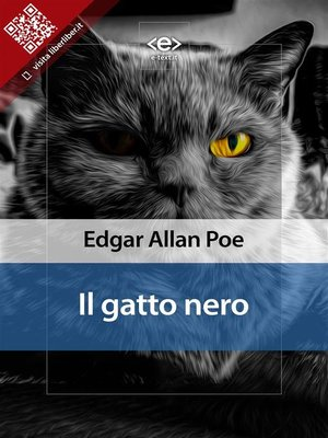 cover image of Il gatto nero