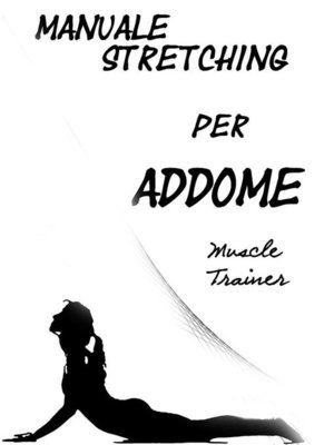 cover image of Manuale Stretching per Addome