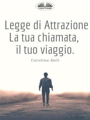 cover image of Legge Di Attrazione