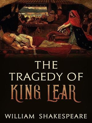 cover image of The Tragedy of King Lear