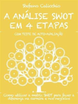 cover image of A análise swot em 4 etapas
