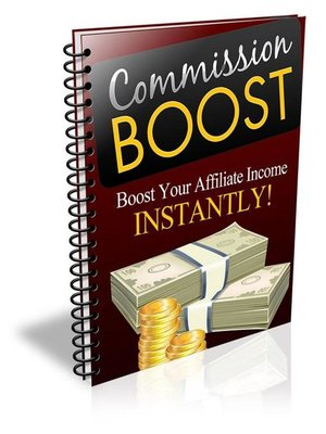 cover image of Commission Boost