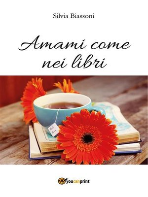 cover image of Amami come nei libri