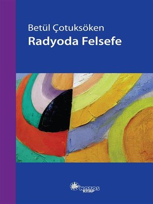 cover image of Radyoda Felsefe