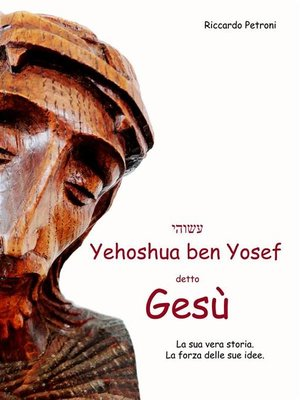 cover image of Yehoshua ben Yosef