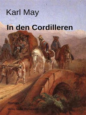 cover image of In den Cordilleren