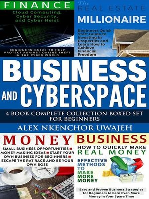 cover image of Business and CyberSpace
