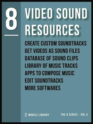 cover image of Video Sound Resources 8