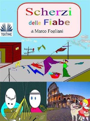 cover image of Scherzi delle Fiabe