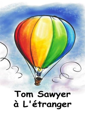 cover image of Tom Sawyer à L'étranger