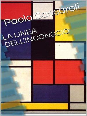 cover image of La linea dell'inconscio