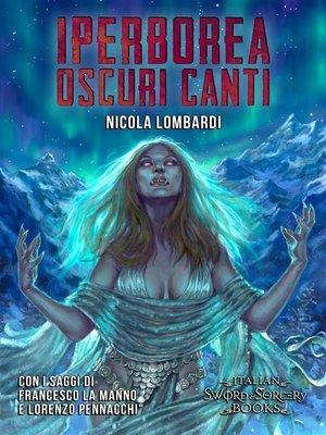 cover image of Iperborea. Oscuri Canti