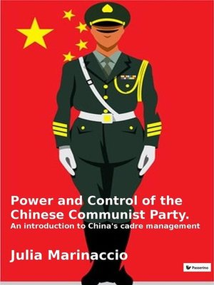 cover image of Power and Control of the Chinese Communist Party