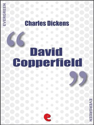 cover image of David Copperfiled