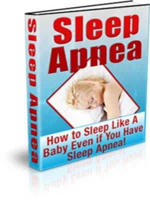 cover image of Sleep Apnea