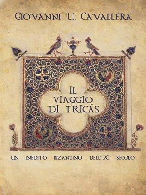 cover image of Il viaggio di Tricás