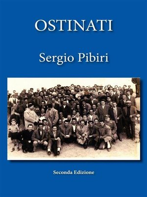 cover image of Ostinati