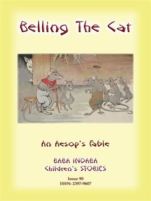 cover image of BELLING THE CAT--An Aesop's Fable for Children