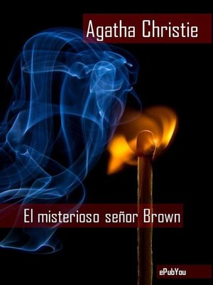 cover image of El misterioso señor Brown