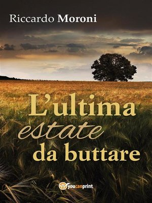 cover image of L'ultima estate da buttare