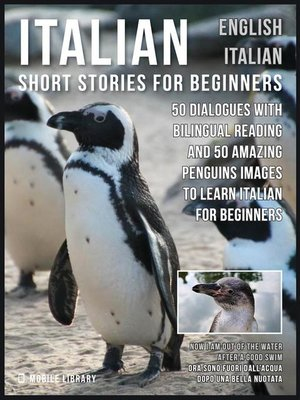 cover image of Italian Short Stories for Beginners--English Italian