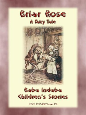 cover image of BRIAR ROSE--A European Fairy Tale