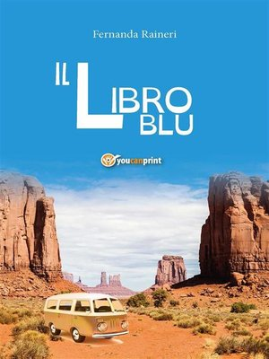 cover image of Il libro blu