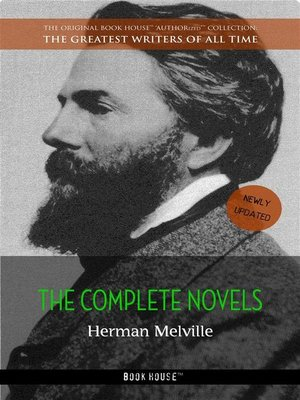 cover image of Herman Melville--The Complete Novels