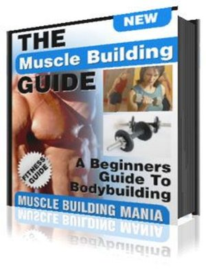 cover image of The Muscle Building Guide