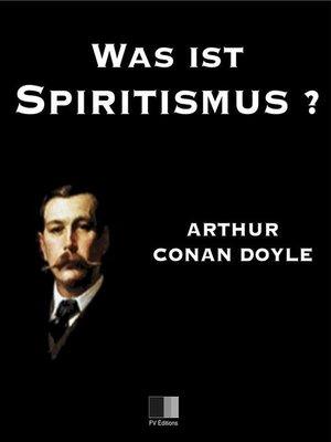 cover image of Was ist Spiritismus? Die neue Offenbarung