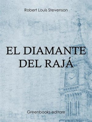 cover image of El diamante del rajá