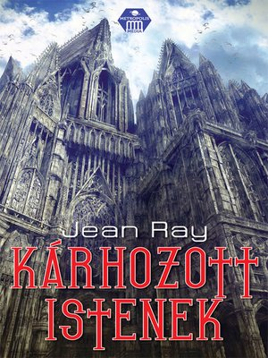 cover image of Kárhozott istenek