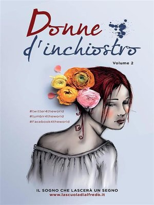 cover image of Donne d'inchiostro Volume2