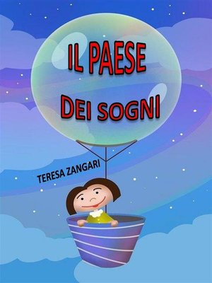 cover image of Il paese dei sogni