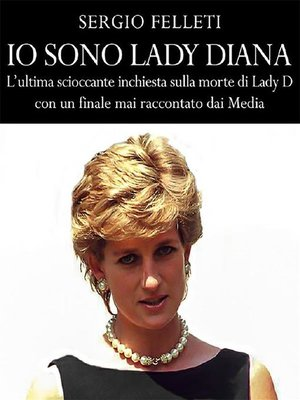 cover image of Io sono Lady Diana
