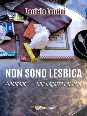 cover image of Non sono lesbica. Zibaldone di... una ragazza per bene